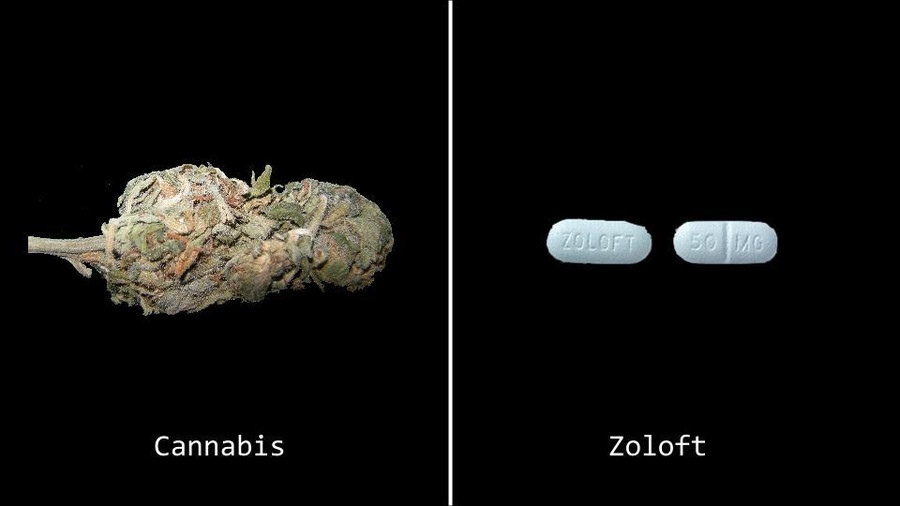 Marijuana Could Literally Replace These 5 Prescription Drugs
