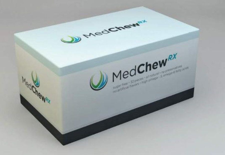 Medical marijuana Gum as a treatment of Chronic Pain 1
