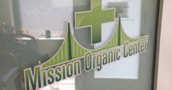 Mission Organic Center Dispensary in San Francisco, CA